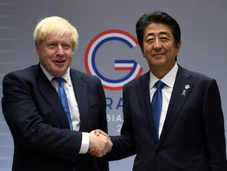 picture UK post-Brexit trade with Japan