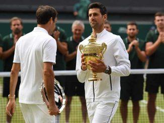 Wimbledon 2019 Novak Djokovic
