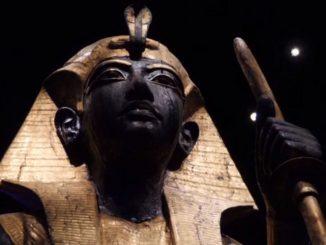 Tutankhamun London 100 years tomb's discovery