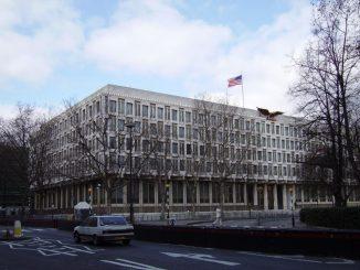 US Embassy London
